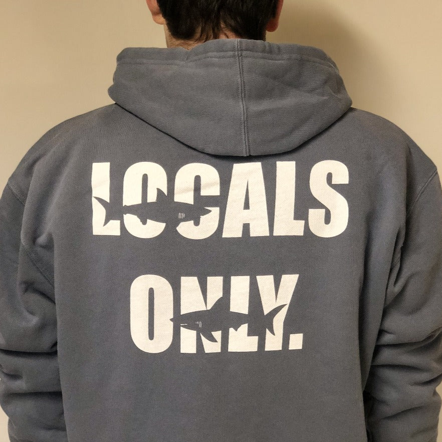LOCALS ONLY HOODIE