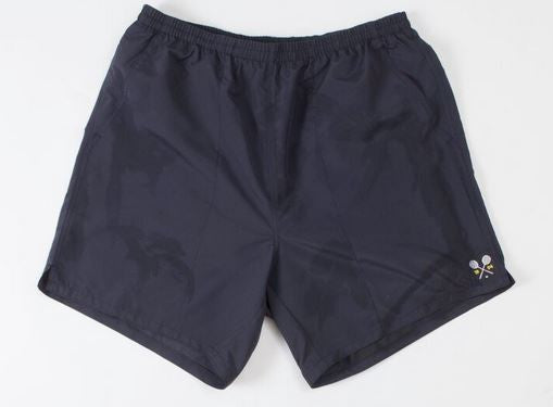 Lined Navy Boast Shorts