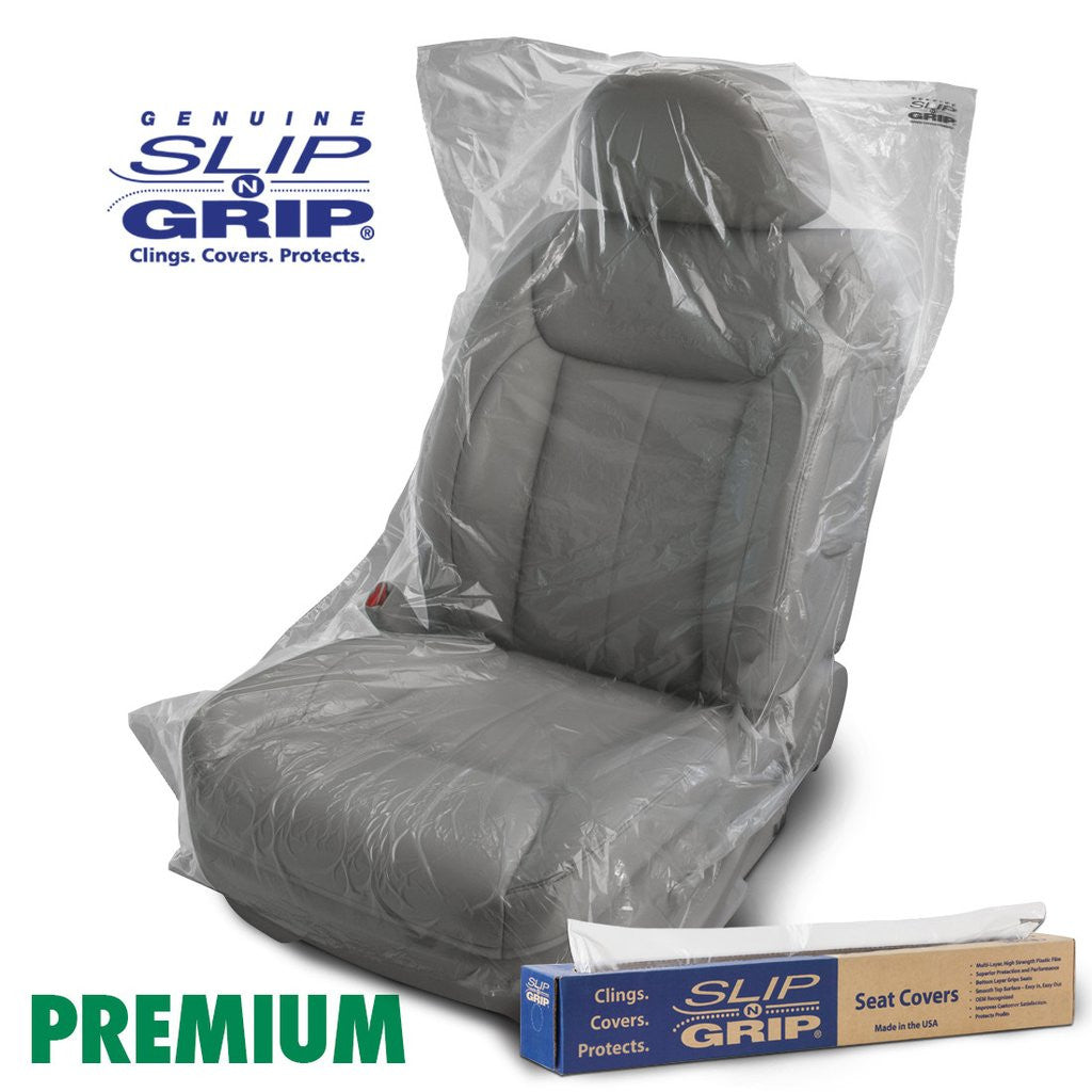 Seat Covers | Show Customers You Care!