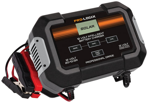Intelligent Battery Charger/Maintainer w/Engine Start - PL2520