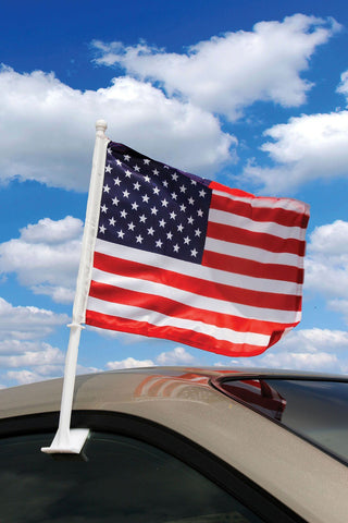 Clip-On Window Flags - Standard - flywheelnw.com
