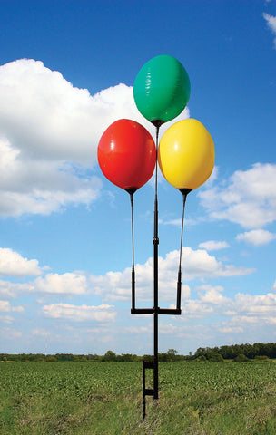 Reusable Balloon Ground Pole Kits - 3 Balloon - flywheelnw.com