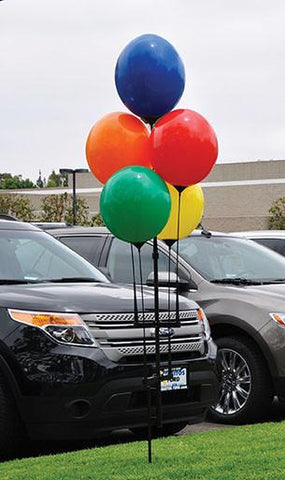 Reusable Balloon Ground Pole Kits - 5 Balloon - flywheelnw.com