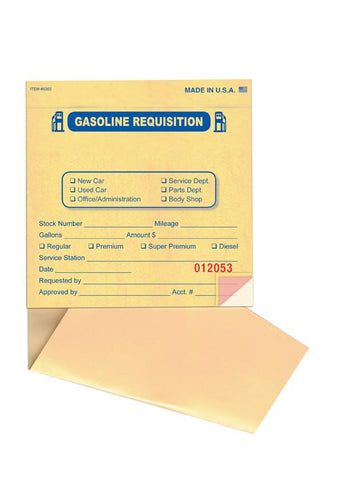 Fuel Requisition Books - flywheelnw.com