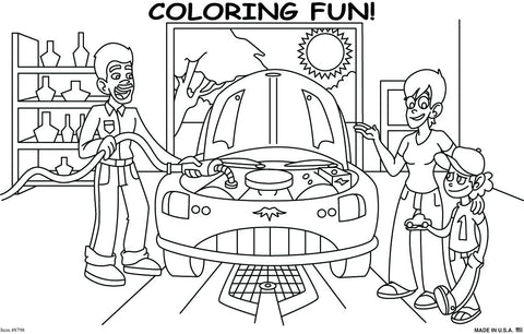 Coloring Pad - flywheelnw.com