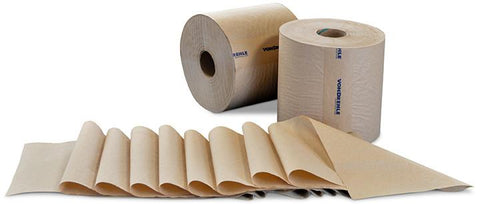Roll Towels - Natural (Brown) - flywheelnw.com