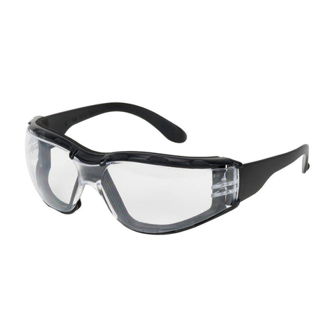 Foamed  Safety Glasses - flywheelnw.com
