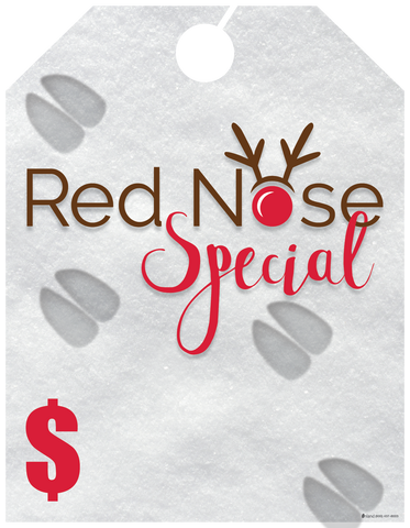 Red Nose Special - Flywheelnw.com