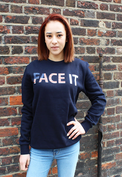 SWEATER - Face It (U.S.)
