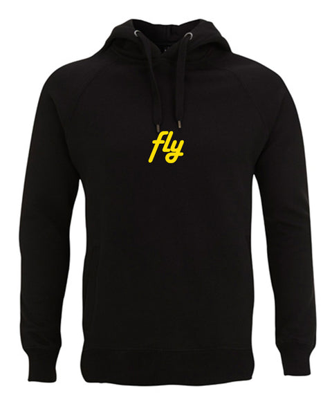 Hoodie - Fly (gold)