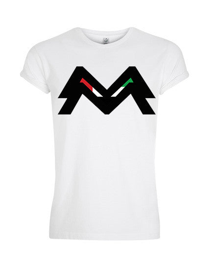 White T-Shirt - UAE