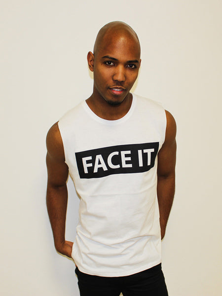 Tank Top - Face It