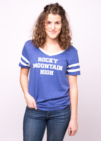 Rocky Mountain High Varsity Tee