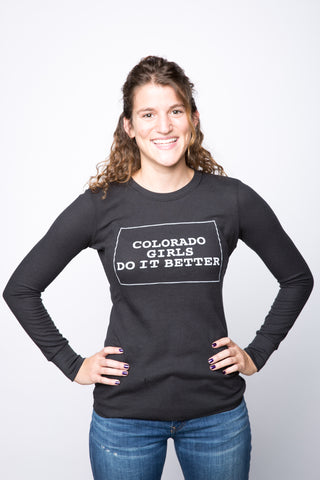 CO Girls Do It Better Thermal
