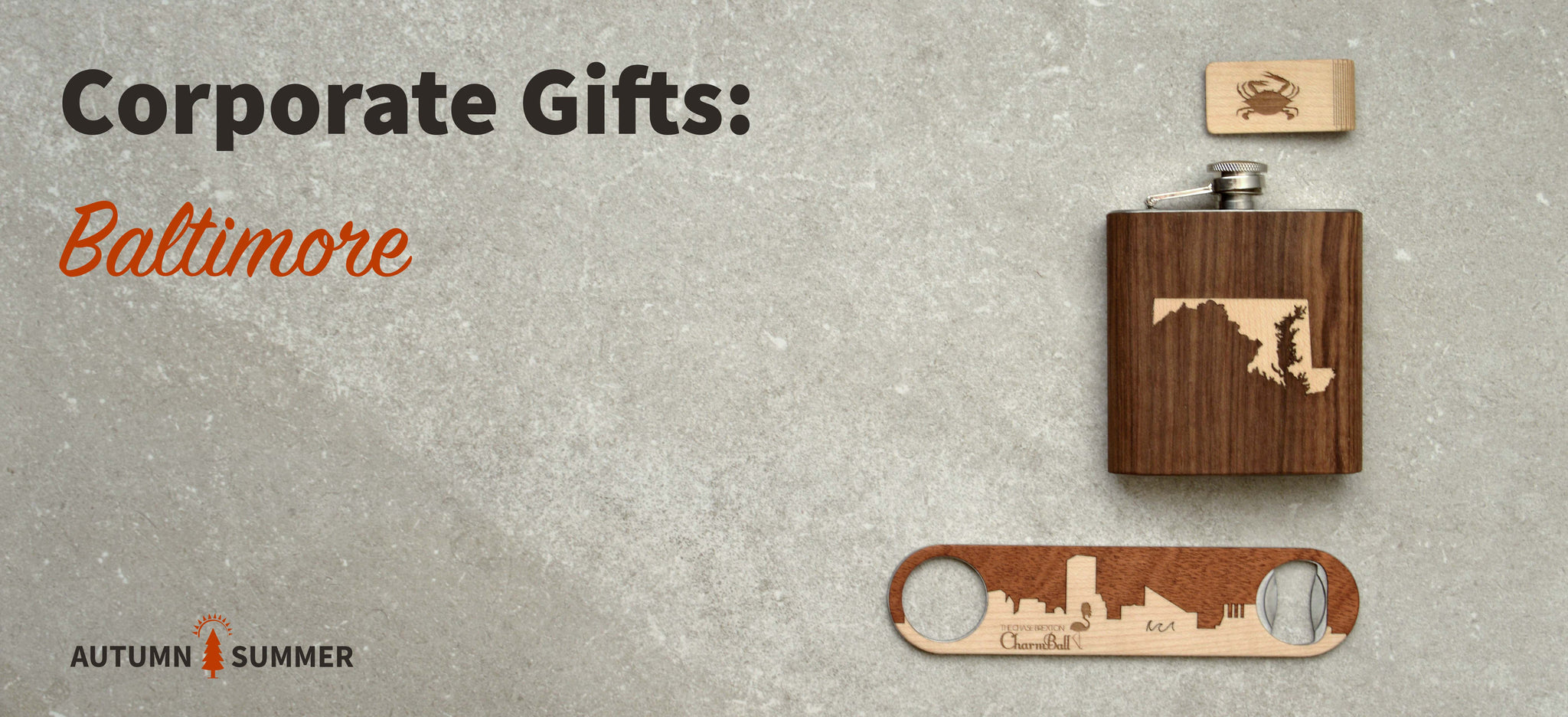 Custom Baltimore Corporate Gifts