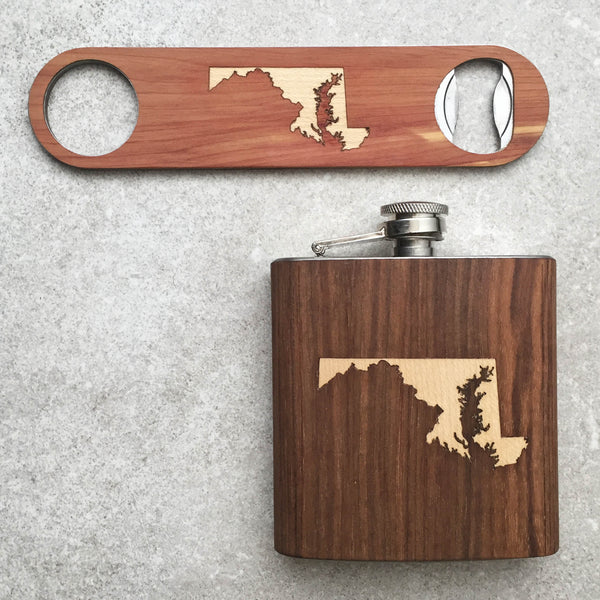 Maryland Inlay Wood Gifts