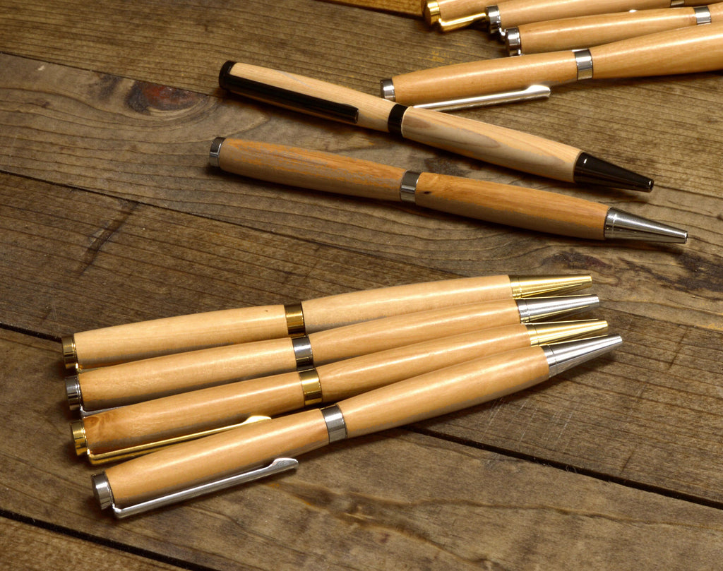 custom wood pens use your own wood
