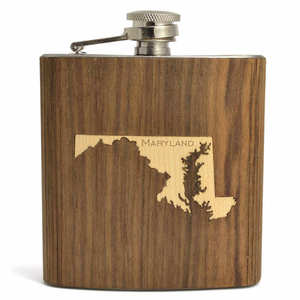 Hip Flask - Autumn Woods Co.