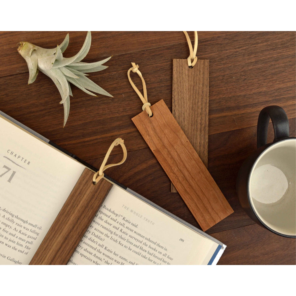 Personalized Bookmark - Autumn Woods Co.