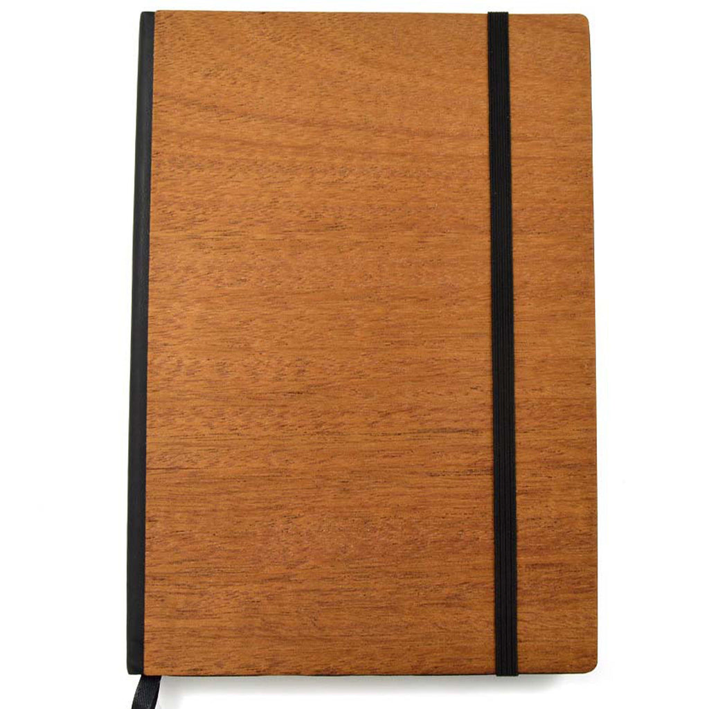 Wooden Notebook - Autumn Woods Co.