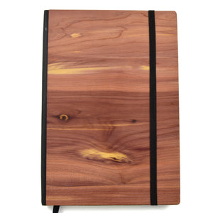 Open image in slideshow, Wooden Notebook - Autumn Woods Co.