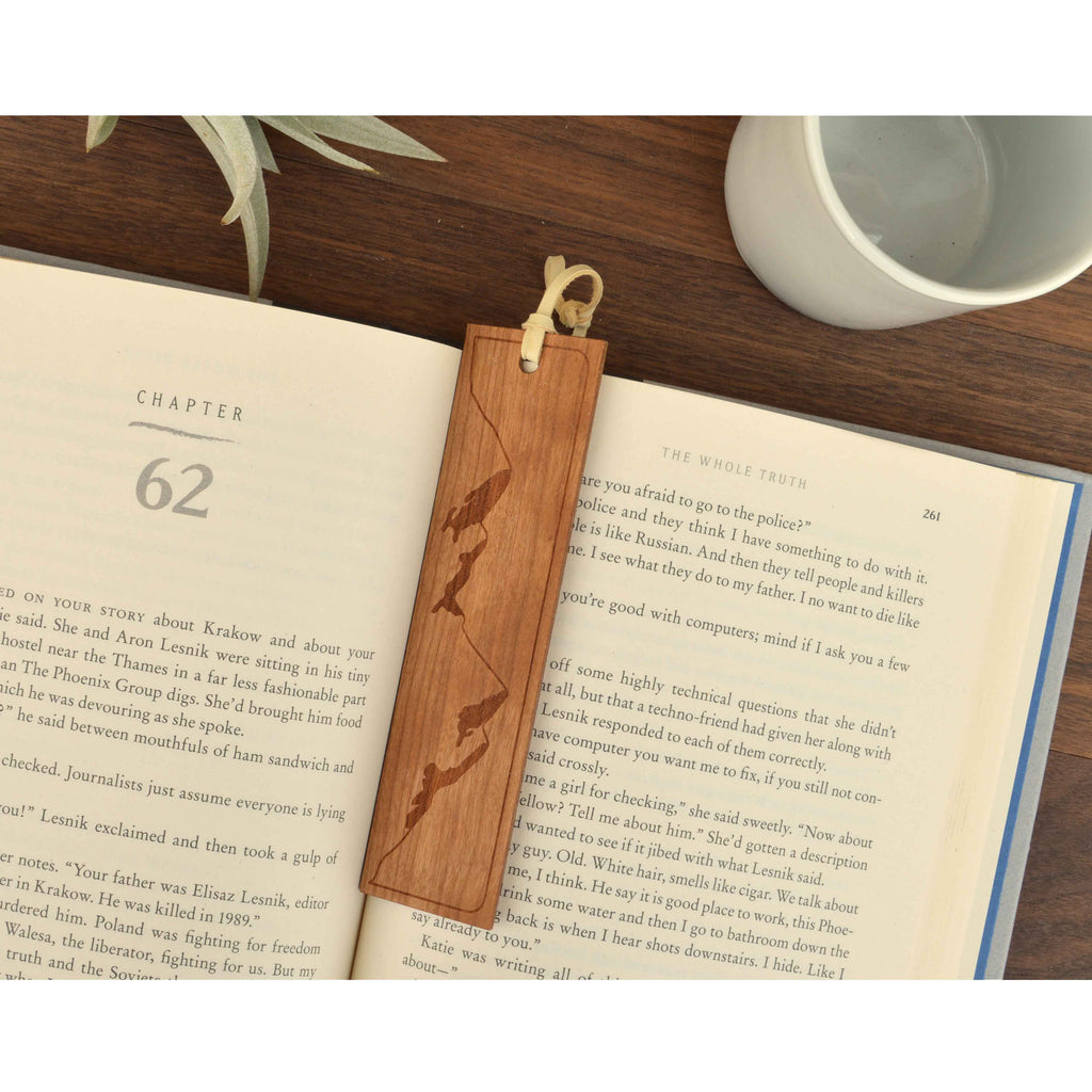 Mountain Bookmark - Autumn Woods Co.