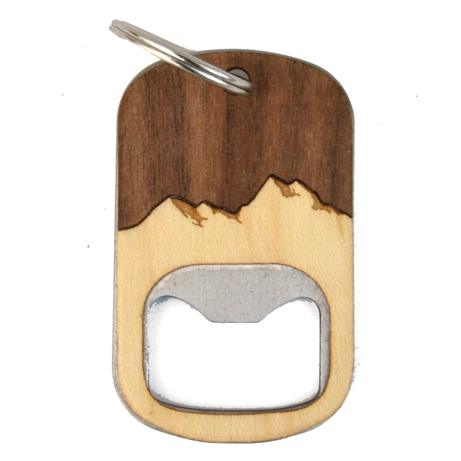 Mountain Keychain Opener - Autumn Woods Co.