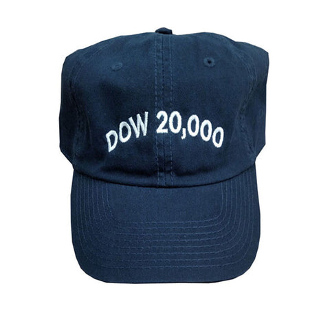 Official Dow 20,000 Hat