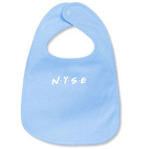 Light Blue Bib