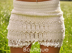 Layered Lovely Lace Shorts!