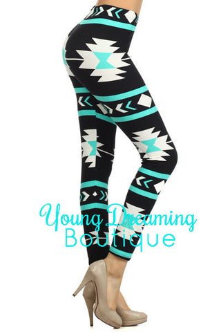 Aztec Leggings!