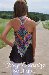 Feather Sublimation Tank!