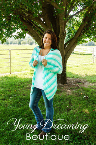 Mint To Be Cardigan!