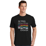 "Wil Wheaton's ""Acting Ensign"" Tees"
