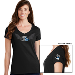 "New! Misha Collins' ""For Love"" Tee"