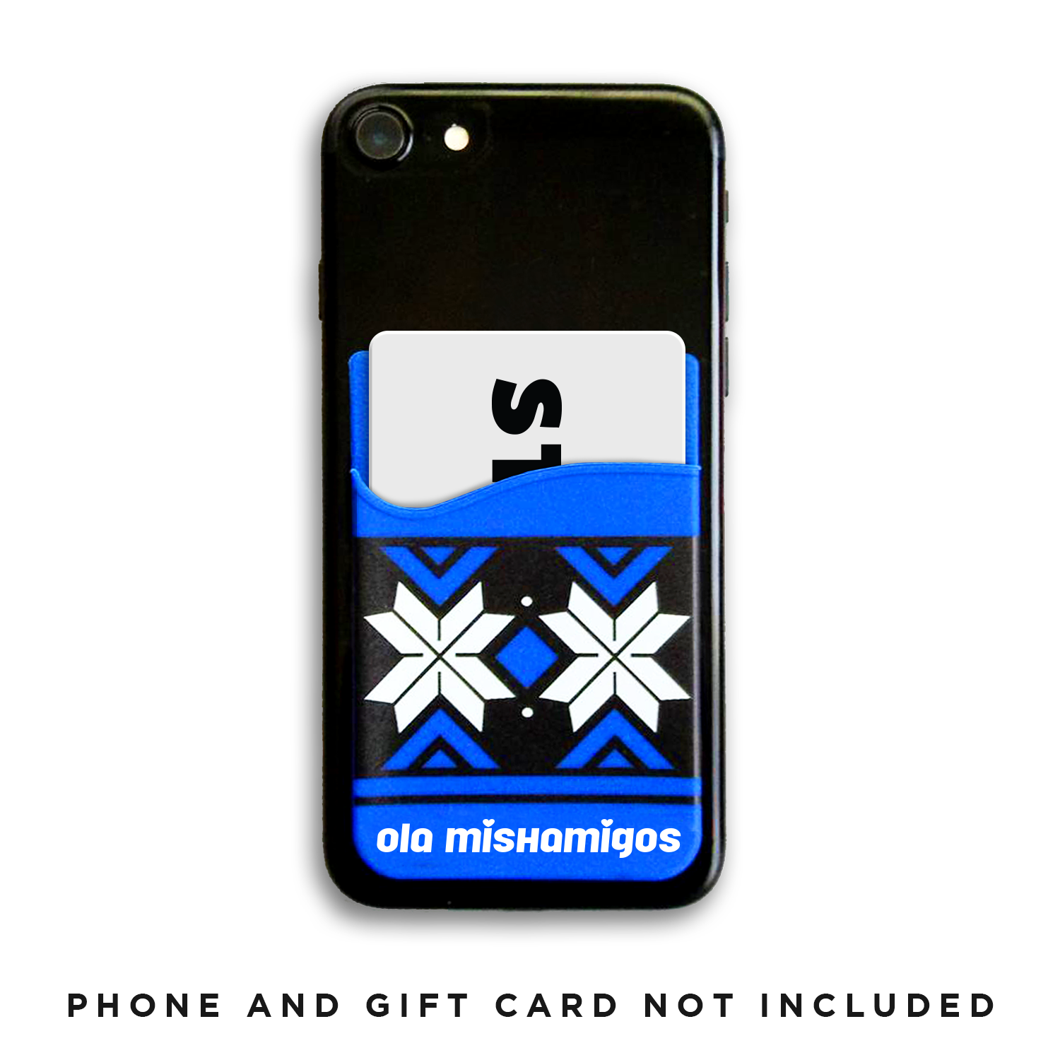 New! Ola Mishamigos Phone Wallet