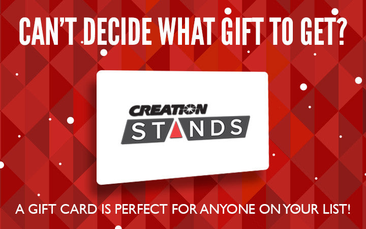 Creation Stands Gift Card