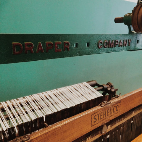 Draper Loom at Boott Cotton Mill