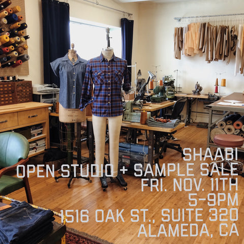 SHAABI Denim Studio