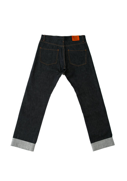 242 Selvedge Denim Jeans by Shaabi