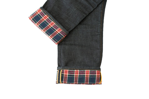 Flannel-Lined Oslo Heavyweight Jeans