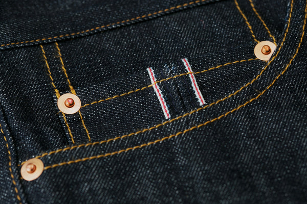 Shaabi Oslo Heavyweight Selvage Denim Jeans