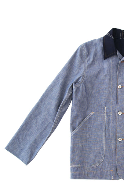 Selvage Chambray Jacket
