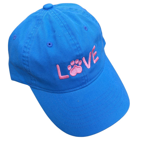 Love Hat, Light Blue