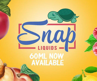 Snap Eliquids 60ml