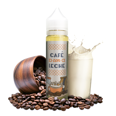 Snap Liquids - Cafe Con Leche 60mL