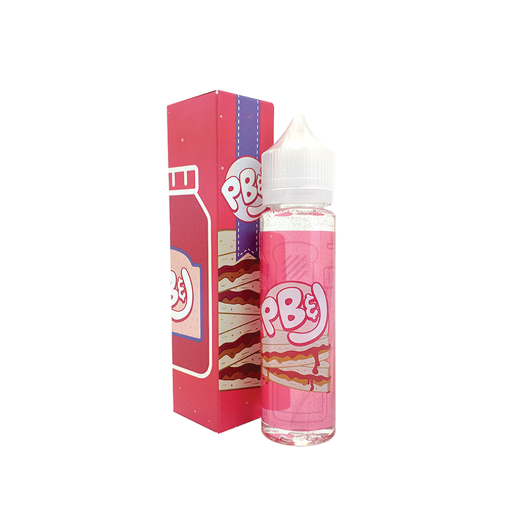 Snap Liquids - Strawberry PB&J 60mL