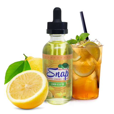 Snap Liquids - Lemon Ice Tea 60mL