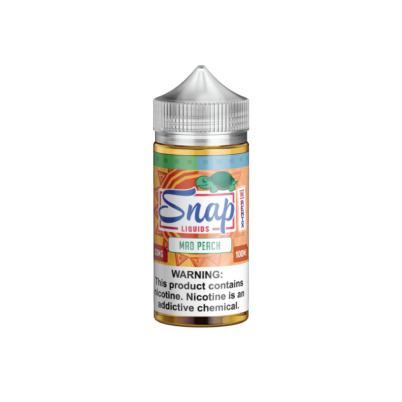 Snap Liquids - Remix Mad Peach 100mL
