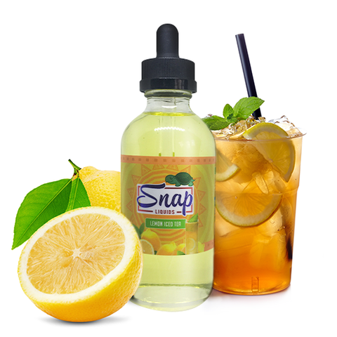 Snap Liquids - Lemon Ice Tea 120mL